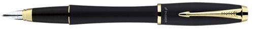 Перьевая ручка Parker Urban F200, Muted Black GT