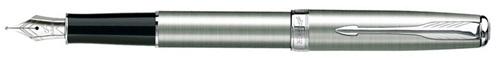 Ручка перьевая Parker Sonnet Steel CT