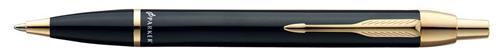 Ручка шариковая Parker IM Metal Black GT
