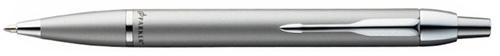 Ручка шариковая  Parker IM Metal Silver CT