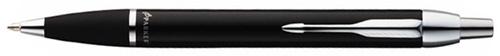 Ручка шариковая Parker IM Metal Black CT