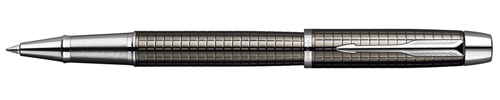 Ручка-роллер Parker IM Premium, Deep Grey Gun Metal