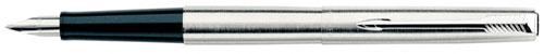 Перьевая ручка Parker Jotter Steel F61