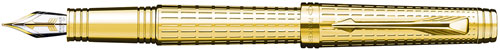Перьевая ручка Parker Premier DeLuxe Graduated F562