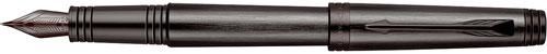Перьевая ручка Parker Premier Black Edition F563