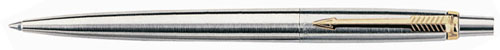 Ручка шариковая Parker Jotter Steel K691