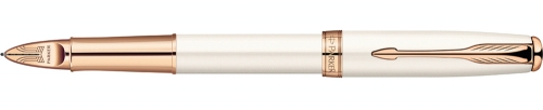 Ручка-5й пишущий узел Parker Sonnet Premium Pearl PGT