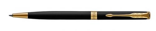 Ручка Шариковая Parker Sonnet Core Slim Matte Black