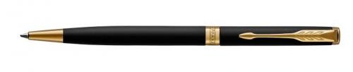 Шариковая Ручка Parker Sonnet Core Slim Laque Black GT