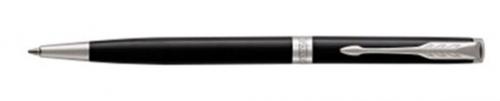 Шариковая Ручка Parker Sonnet Core Slim LalqBlack CT