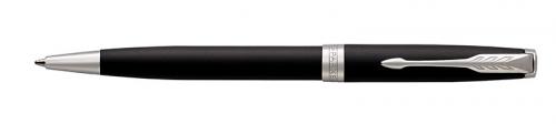 Ручка шариковая Parker Sonnet Core MattBlack CT