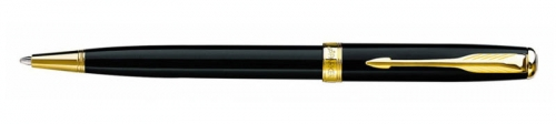 Ручка Шариковая Parker Sonnet Core LaqBlack GT