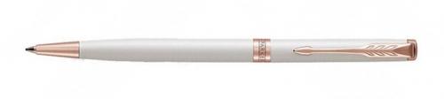 Ручка шариковая Parker Sonnet Premium Slim Pearl