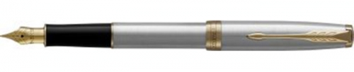 Перьевая ручка Parker Sonnet Core Stainless Steel GT