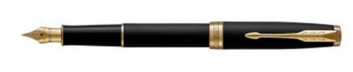Перьевая ручка Parker Sonnet Core Matte Black GT