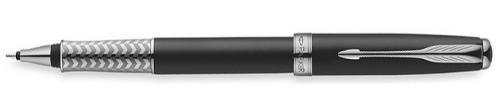 Ручка-роллер Parker Sonnet T533 Secret Black Shell