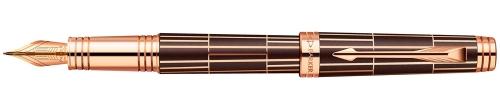 Перьевая ручка Parker Premier Luxury F565