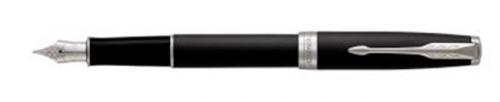 Ручка перьевая Parker Sonnet Core Matte Black CT
