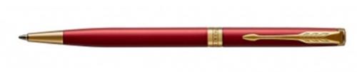 Шариковая Ручка Parker Sonnet Core Slim LaqRed
