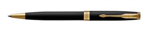 Ручка шариковая Parker Sonnet Core MattBlack GT